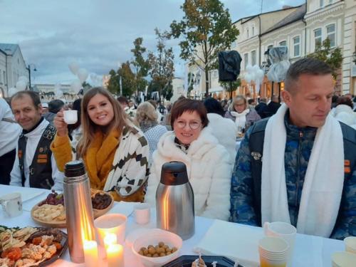 Baltoji klasikos vakarienė Pasvalyje 2019