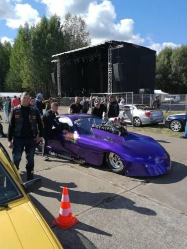 Drag fest Road Hogs 2018 Kazlų Ruda