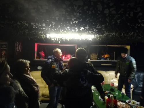 Roadhogs MC Lithuania Panevėžio cpt. atvirų durų vakaras