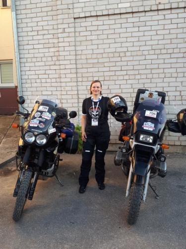 Ryterna mototurizmo ralis 2019
